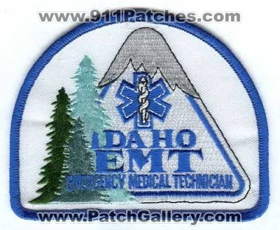 Idaho State Emergency Medical Technician (Idaho)