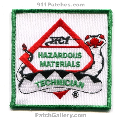 TTCI Hazardous Materials Technician Patch (Colorado)