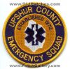 Upshur-County-Emergency-Squad-EMS-Patch-West-Virginia-Patches-WVEr.jpg