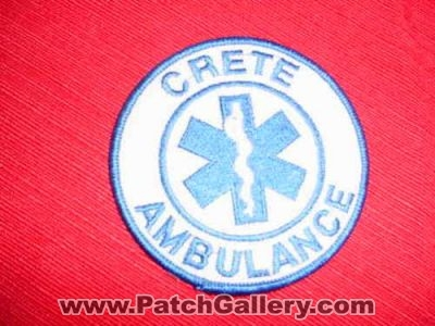 Crete Ambulance (Nebraska)