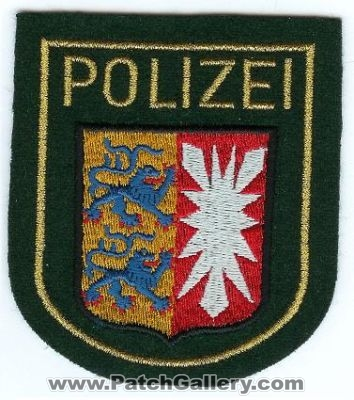Schleswig-Holstein State Police (Germany)
